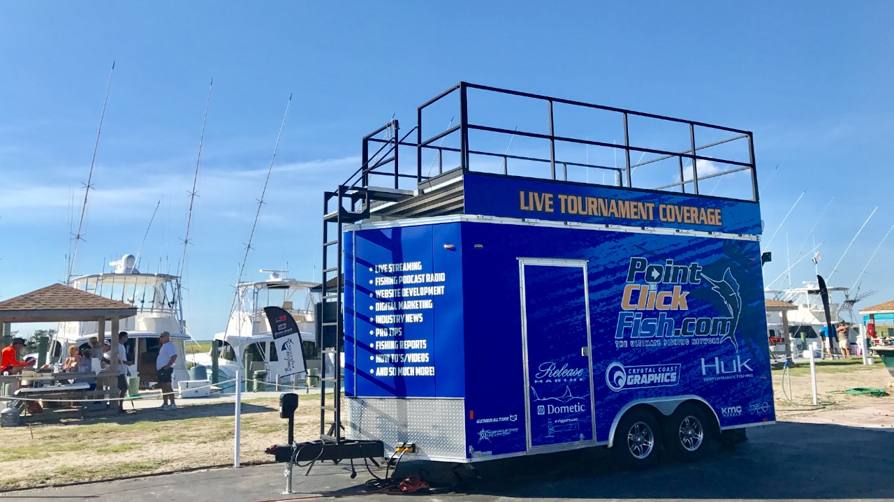 Spotted: Hatteras Marlin Club - Crystal Coast Graphics