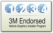 3M Endorsed Vehicle Graphics Installer Program